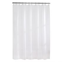 Mainstays Heavyweight 10G Shower Curtain Liner White