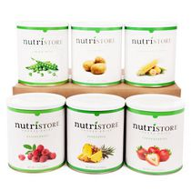 Fruit & Veggie 6 Pack by Nutristore