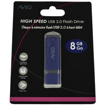 AVIIQ 8 GB High-Speed USB 2.0 Flash Drive