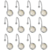 Mainstays Dot Jewel Decorative Shower Hooks Assorted colours