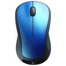 Logitech Wireless Laser Laptop Mouse M310 - Blue