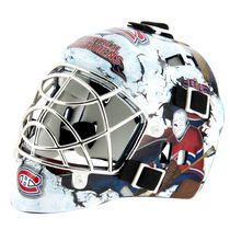 Franklin Sports NHL Team Series Montreal Canadiens Mini Goalie Mask