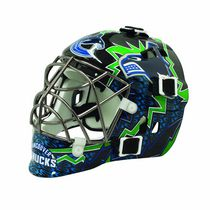 Franklin Sports NHL Team Series Vancouver Canucks Mini Goalie Mask