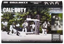 MEGA Bloks Call of Duty® Rangers alpins (6823)