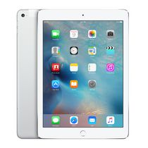 "Apple 9.7"" iPad Air 2 Tablet with Wi-Fi + Cellular - MGHX2CL/A Silver"