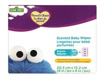 Parent's Choice Scented Baby Wipes 400 Wipes