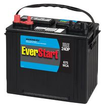 EverStart Marine/RV Battery Deep Cycle Power