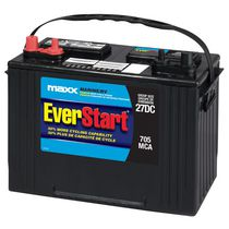 EverStart Marine/RV Battery Premium  Deep Cycle Power MAXX