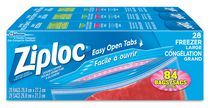 Ziploc® Freezer Bags Large