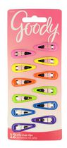 Goody  Girls 30mm Snap Clips - Assorted