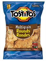 Tostitos® Multigrain Rounds Tortilla Chips