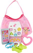 Fisher-Price Laugh & Learn Sis' Smart Stages Purse - French Edition