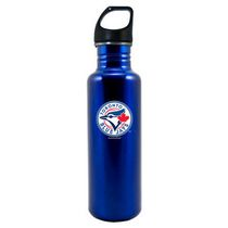Toronto Blue Jays 26oz. Blue Stainless Steel Water Bottle