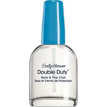 Sally Hansen Double Duty Strengthening Base Coat + Top Coat