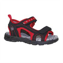 George Boys' Web Sandals 11