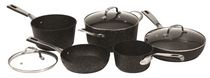 The Rock 8-Piece Cookware Set