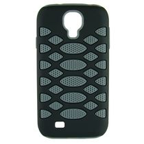 Phone Shell for Samsung Galaxy S4  Black/Grey