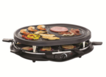 BELLA - 8 person Raclette
