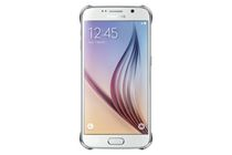 Samsung Galaxy S6 edge Clear Protective Cover Silver Sky