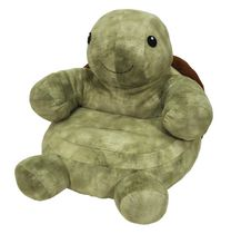 Cloud B Cuddly Comfeez™ Twilight Turtle Chair