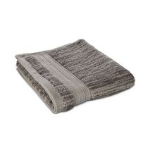 hometrends Space Dyed Hand Towel Grey