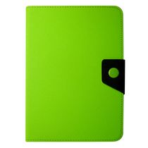 iPad Mini Folio Case- Green/Black