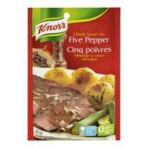 Knorr® Five Pepper Classic Sauce Mix