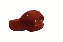Casquette marron Flex Fit de Graddige