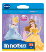 Disney Princess InnoTab Software - French Version