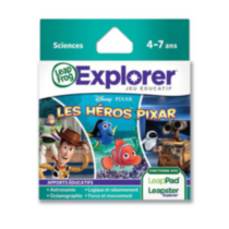 Explorer™ Game Cartridge: Disney Pixar Pals - French version