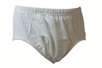 Graddige 2X-Large Cricket Jock Brief with Pouch