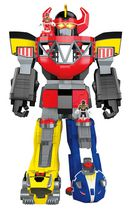 Fisher-Price Imaginext Power Rangers Morphin Megazord Toy