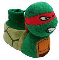 Teenage Mutant Ninja Turtles Boys' Toddler Slipper 11-12