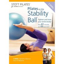 Stott Pilates: Pilates On The Stability Ball