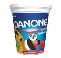 Danone Creamy Strawberry Yogurt