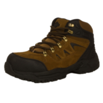 Helcat Men's Brown Workboots by Workload 12
