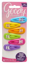 Goody Girls Ouchless Flexible Contour Snap Clips