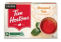 Tim Hortons Steeped Tea - Orange Pekoe Blend
