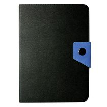 iPad Mini Folio Case- Blue/Black