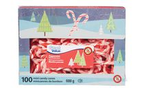 Great Value Peppermint Mini Candy Canes