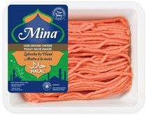 Mina Halal Lean Ground Chicken