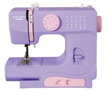Janome Portable Sewing Machine Lavender