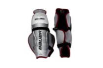 Bauer Challenger Shin Guards SR 15in