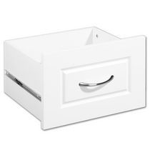"ClosetMaid SuiteSymhony White Drawer - 16"" W x 10"" D"