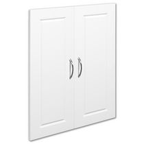 "ClosetMaid SuiteSymphony White Door - 25"" W"