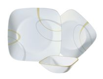 Corelle® Square™ 12-Piece Dinnerware Set