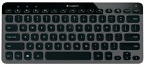 Logitech Bluetooth Illuminated Keyboard K810 - Black