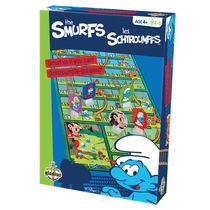 Editions Gladius The Smurfs Snake & Ladder Game