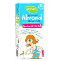 Natur-a Unsweetened Almond Beverage