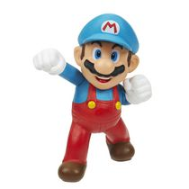 "Nintendo Ice Mario 2.5"" Limited Articulation Figure"